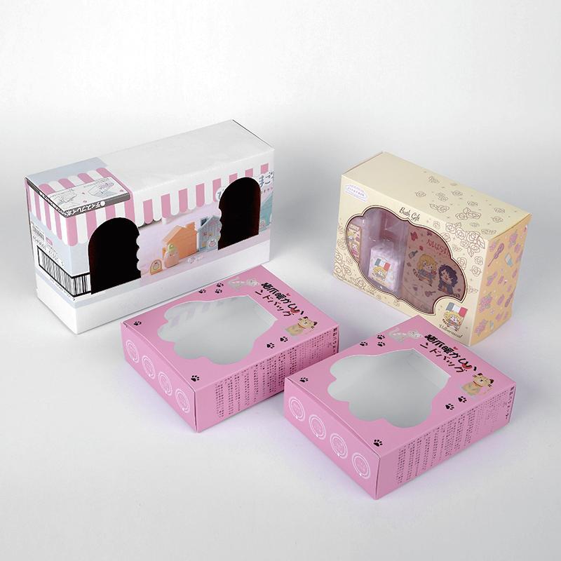 礼品盒印刷